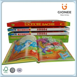 Customized Children Hardcover Story Book Printing pictures & photos