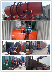 Organic Fertilizer Granulating Machine Apply for Production Line pictures & photos