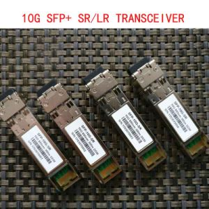 10g SFP+ Lr Module Dual Fiber Optical Transceiver Single Mode (PHY-31192-5L1) pictures & photos