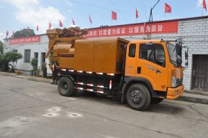 Movable Concrete Mixer and Concrete Pump Truck pictures & photos