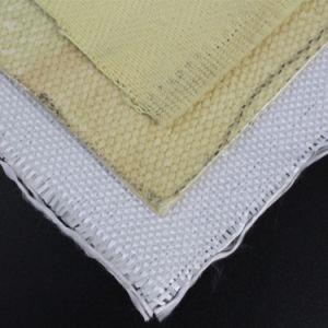 High Temperature Resistant Fireproof Aramid Fiber Cloth pictures & photos