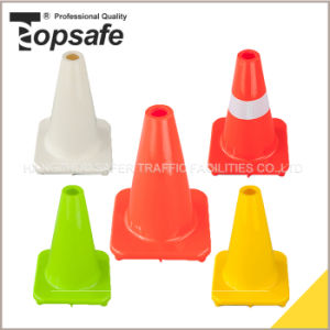 30cm PVC Traffic Cone with Reflective pictures & photos