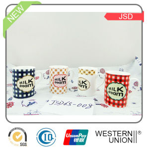 Promotional New Design Porcelain Mug pictures & photos