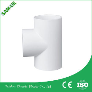 High Quality White 3 Inch PVC Cap for Water Supply pictures & photos
