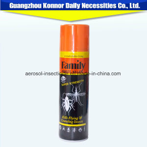 Household Flying Insect Killer Spray Oil-Based Aerosol Insecticde pictures & photos