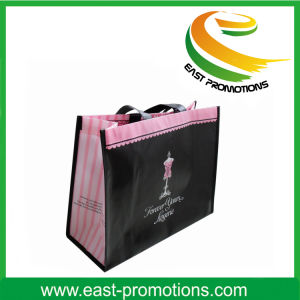 Eco-Friendly PP Nonwoven Lamination Tote Shopping Bag pictures & photos
