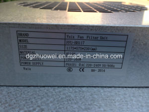 Clean Room Equipment FFU HEPA Filter Fan Filter Unit pictures & photos