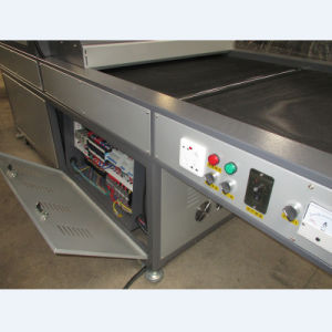 TM-UV1200 Conveyor Belt UV Curing Machine in Post-Press Equipment pictures & photos