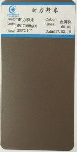 Jm81708mg60 Powder Coating for Aluminium Powder Paint pictures & photos