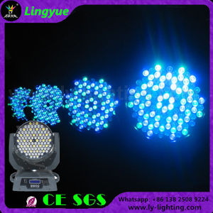 LED Moving Head 108 LEDs Beam RGBW Wash Light pictures & photos