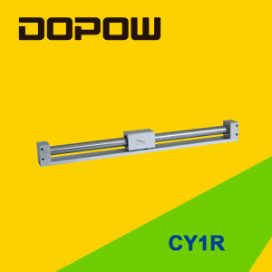 Dopow Cy1r Magnetically Coupled Rodless Cylinder Piston Cylinder pictures & photos