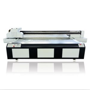 Digital Printing machine UV Flatbed Printer for Wood Glass pictures & photos