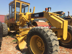 Used Caterpillar 140g Motor Grader (140H 140G CAT Grader) pictures & photos