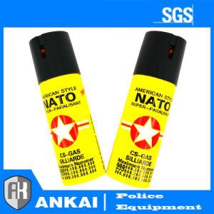 Hot Sale 60ml Self Defense Tear Spray Police Pepper Spray pictures & photos