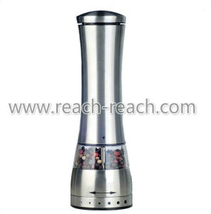 New Design Electric Pepper and Salt Kitchen Mill (R-6047) pictures & photos