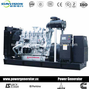 1100kw Industrial Generator Set with Mitsubishi Engine pictures & photos