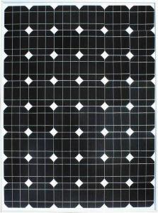 45W Monocrystalline Silicon Sunpower Solar Panel Suit for Solar Street Light