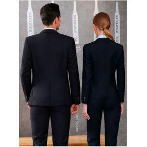 OEM Classic Plaid Fashion Checked Men′s Business Suits pictures & photos
