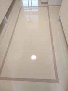 Artificial Pure Color Nano Crystallized Glass Stone Floor Tile pictures & photos