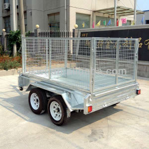 Mini Trailer Sale From Factory pictures & photos
