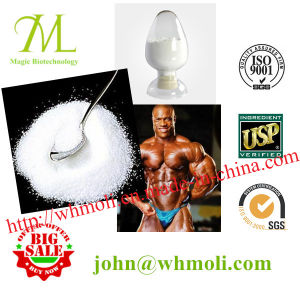 Cutting Cycle Steroids 99% Powder Drostanolone Enanthate for Gaining Lean Muscle Fitness pictures & photos