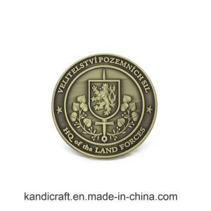 Promotion Characteristic Enamel Metal Souvenir Coin pictures & photos