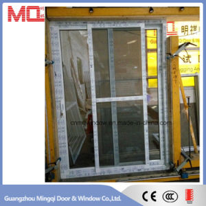 Exterior UPVC/PVC Glass Sliding Door with Multipoint Lock System pictures & photos