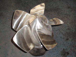 Special Design for High Speed Marine / Boat Propeller pictures & photos