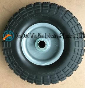 Hot Sale PU Wheel Used on Hand Track (4.10/3.50-4) pictures & photos