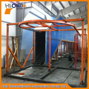 Cl-2712 Infrared Continuous Tunnel Oven for Powder Coating Forno De Cura Po pictures & photos