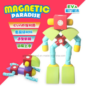 Magnetic Paradise01--Magnetic Block Building Block Construction Toy Educational Toys