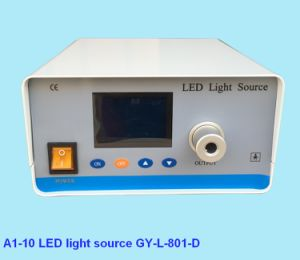 Hospital Medical Equipment Portable LED Endoscope Light Source pictures & photos