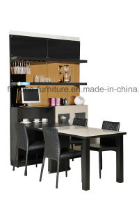 Wooden Dining Room Furniture Whole Set (I&D-6080)
