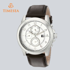 Luxury Chronograph Watch Stainless Steel Wrist Watch for Men 72556 pictures & photos