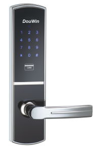Ce Certification Digital RFID Card Locks for Apartment pictures & photos