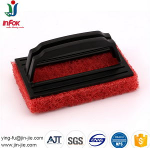 Home Cleaning Nylon Grill Brush pictures & photos