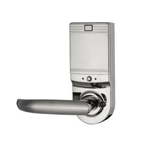 Zinc Alloy Access Control Password Smart Door Lock pictures & photos