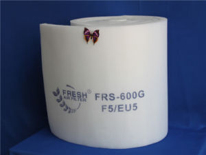 En779 F5 Paint Booth Ceiling Filter Rolls pictures & photos
