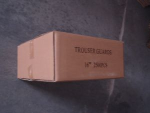 """16""""Trouser Guards with Green Glue pictures & photos"""