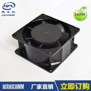 80X80X38mm Caforre Manufacturer High Quality AC Axial Fan pictures & photos