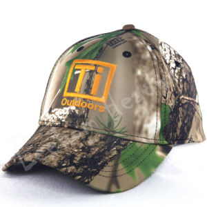Camouflage Wholesale Acrylic Baseball Cap pictures & photos