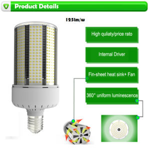 80W, 100W, 120W LED Corn Bulb with Inner Fan High Bay Bulb pictures & photos