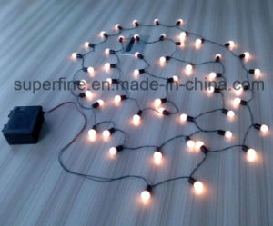 Outdoor Gardon Decorative Brightness LED Serial String Rope Lights pictures & photos