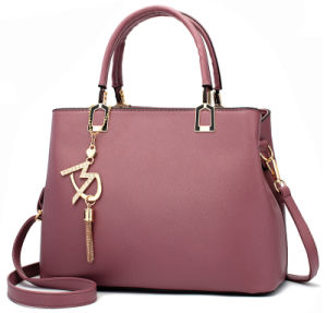 New Style Ladies Bag PU Leather Women Handbags pictures & photos