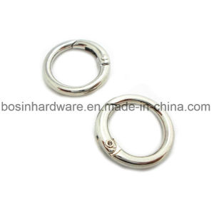 Small 12mm Alloy Metal Spring Circel Ring pictures & photos