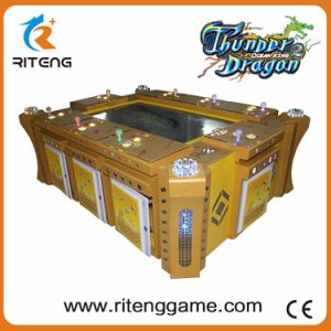 Ocean King 2 Thunder Dragon Fish Game Machine pictures & photos