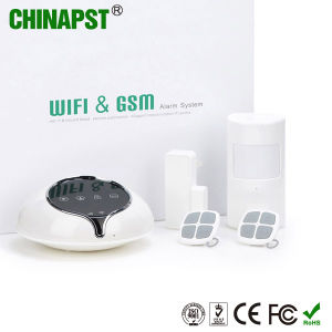 Wireless Smart APP GSM GPRS WiFi 3G Alarm System (PST-S1SW) pictures & photos