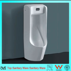 Quality Guarantee Smart Sanitary Ware Floor Mount Senor  Urinal pictures & photos