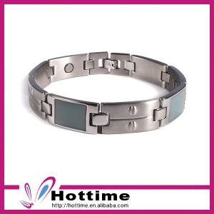 Cheap Wholesale Stainless Steel Jewelry with Enamel Color (CP-JS-BL-146) pictures & photos