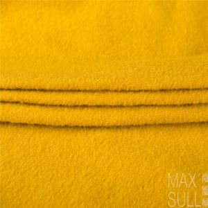 Nine Kinds of Colours of Wool /Nylon Fabric in Yellow pictures & photos